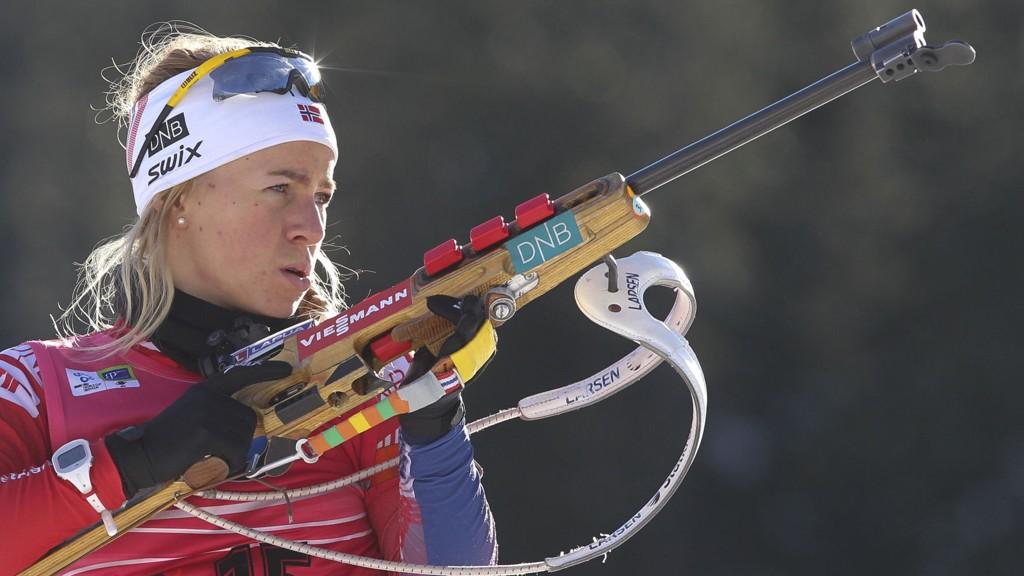 IKKE BLANT DE BESTE: Tiril Eckhoff.