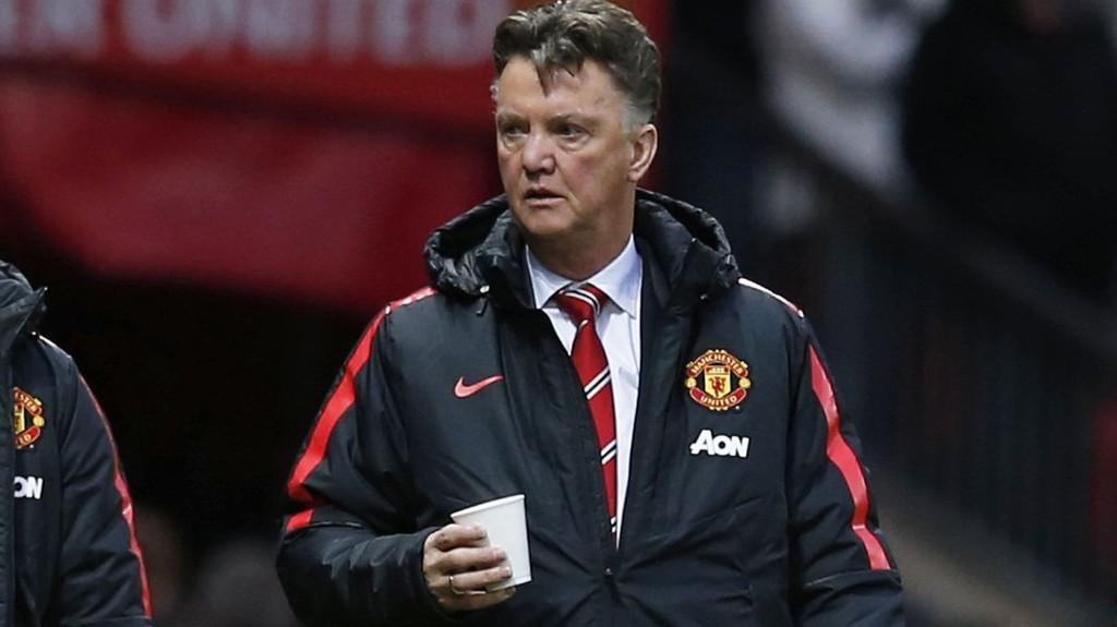 Louis van Gaal begynner for alvor å se lyst på situasjonen på Old Trafford.
