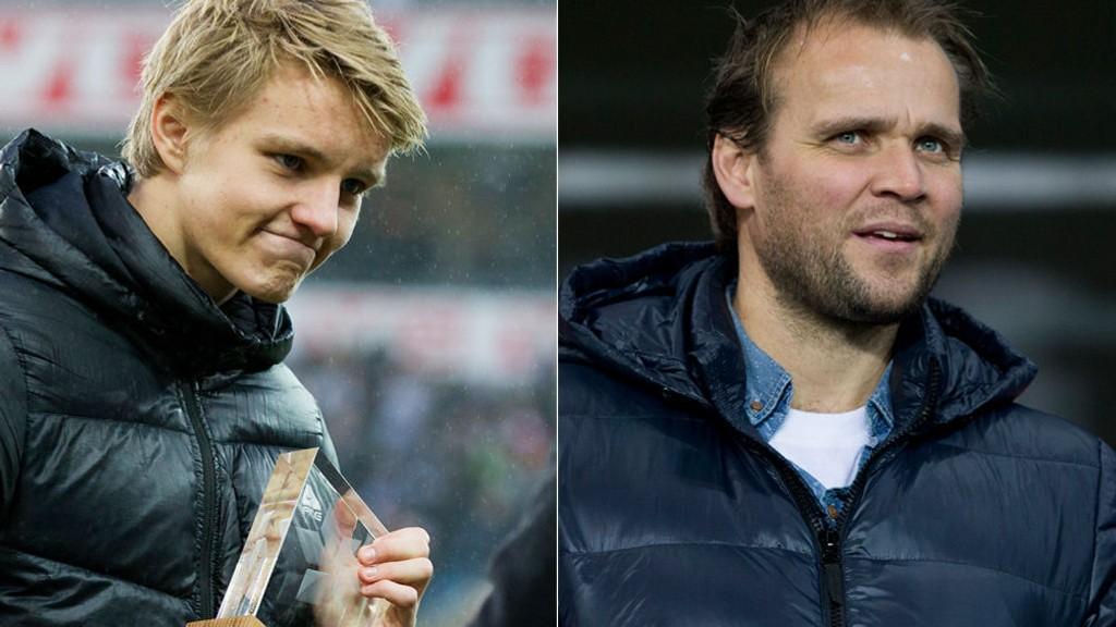 SOFIES VALG: Hva velger familien Ødegaard? Det er det store spørsmålet.