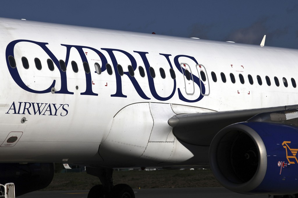 Over og ut for Cyprus.