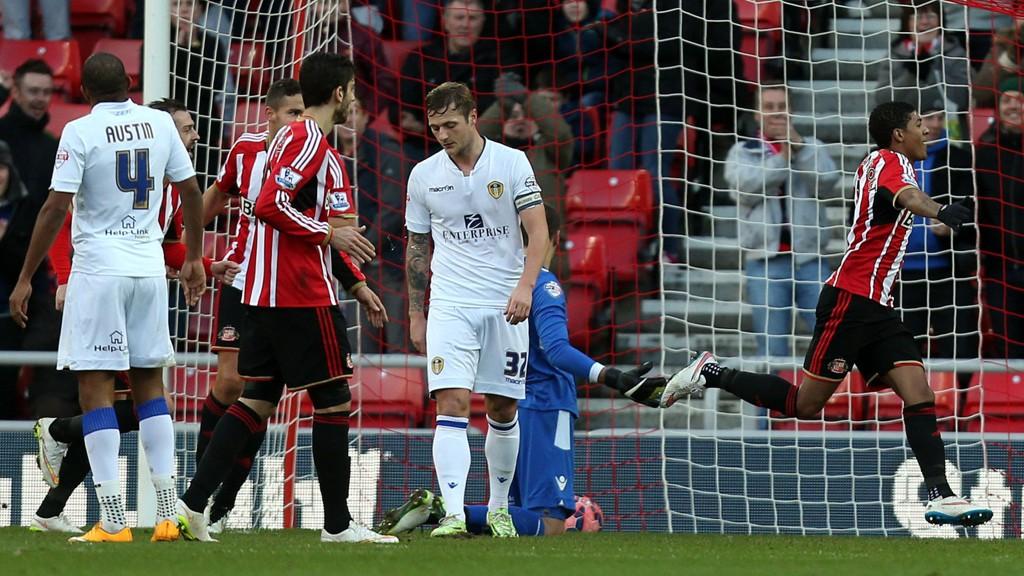 Leeds avsluttet 2014 med mager poengfangst og fikk heller ingen god start på året i cupkampen mot Sunderland forrige helg.