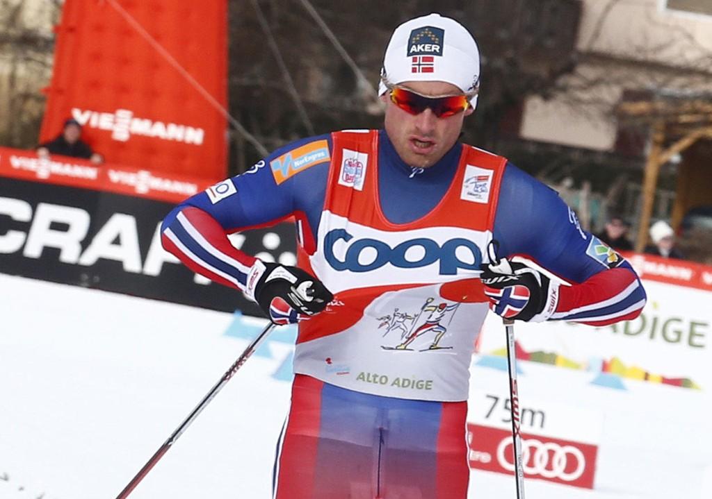 I LEDELSEN: Skifantom Petter Northug.