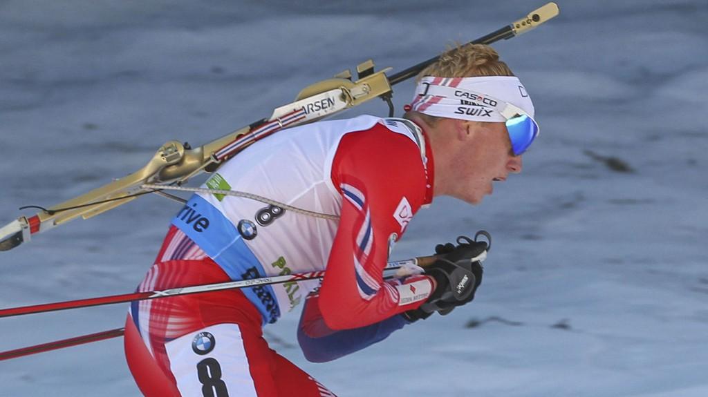 NY TID: Skiskytterrennet i Tyskland er utsatt.