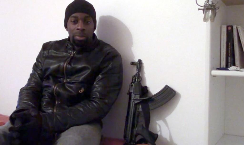 Amedy Coulibaly skal ha tatt opp en video før han døde.