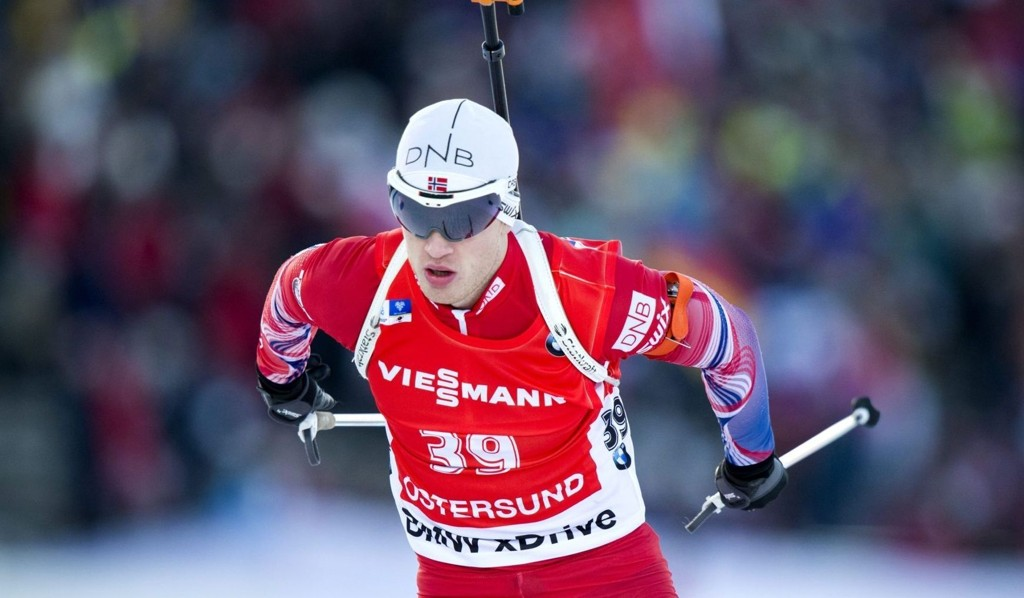 BESTE NORSKE: Johannes Thingnes Bø.