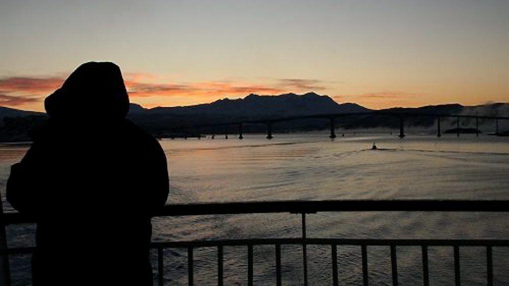 KUTTER MARKEDSFØRINGSMILDER: Høyre og Frp kutteR den offentlige støtten til markedsføring av norske reiselivsbedrifter i utlandet. Illustrasjonsbilde: Hurtigruten.