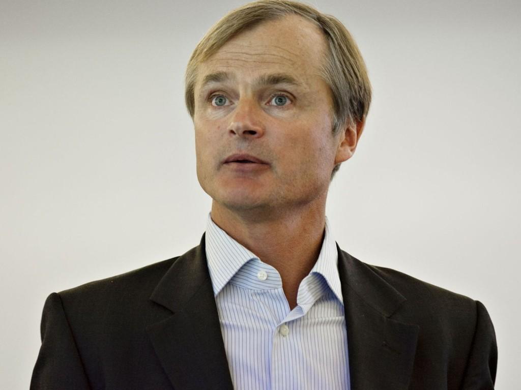 KRITISK TIL FORMUESSKATTEN: Investor Øystein Stray Spetalen med klar tale om formuesskatten.