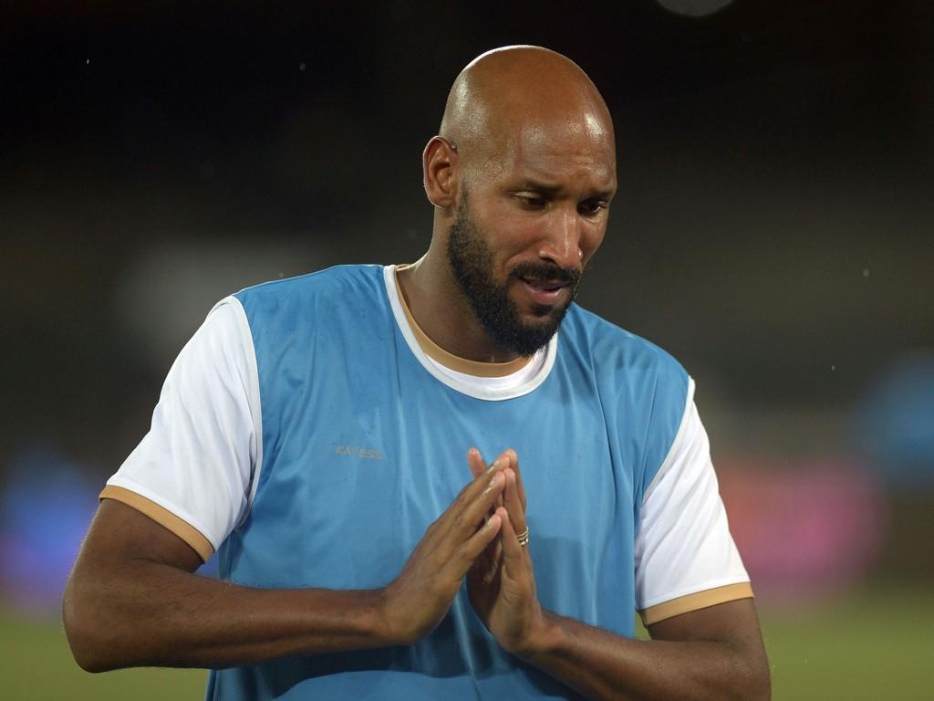 NEKTES: Nicolas Anelka blir nektet å spille i Algerie på grunn av alderen.