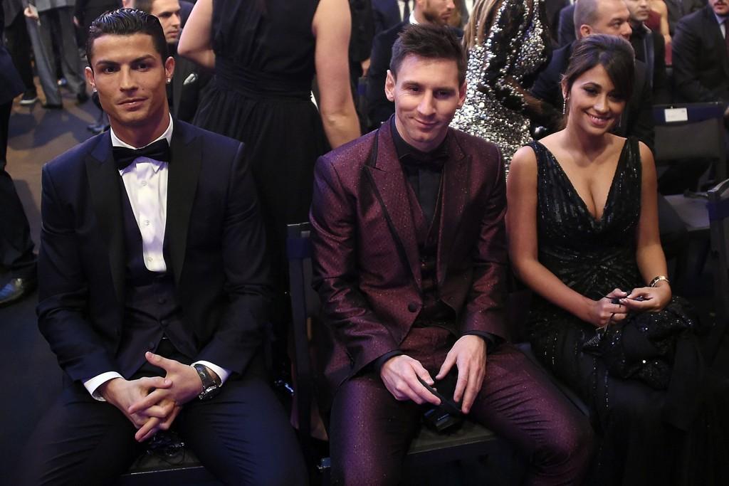 NORSK FAVORITT: Cristiano Ronaldo var favoritten til å vinne Gullballen blant de norske stemmeberettigede.