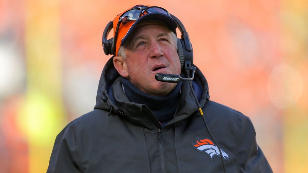 Denver Broncos og hovedtrener John Fox er enige om å avslutte samarbeidet.