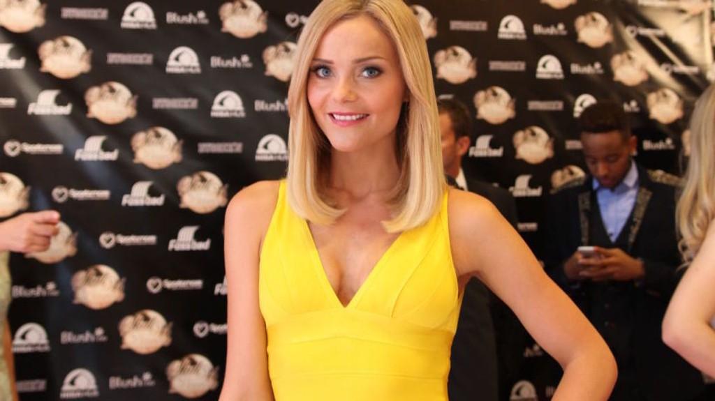 INNTEKT: Caroline Berg Eriksen er blant Norges mest polulære bloggere. Det tjener hun også godt på.