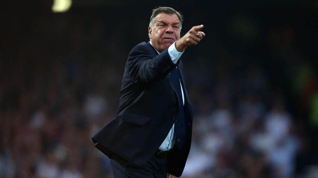West Ham-manager Sam Allardyce er på jakt etter årets første seier.