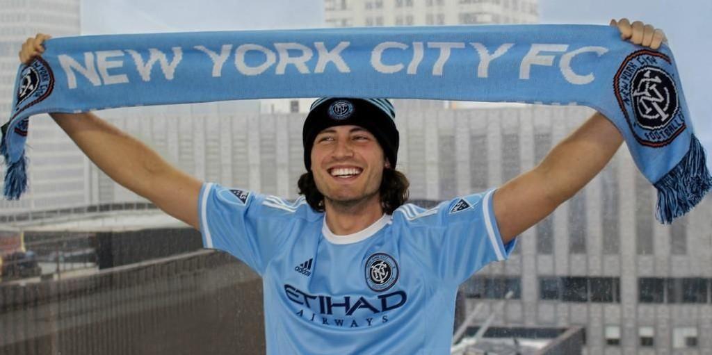 KLAR FOR MLS: Mikkel «Mix» Diskerud er klar for New York City.