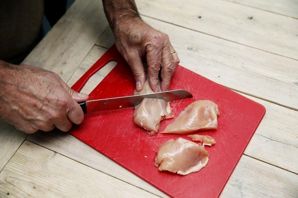 Hos ICA Norge falt omsetningen av kylling med 20 prosent i verdi i fjerde kvartal.