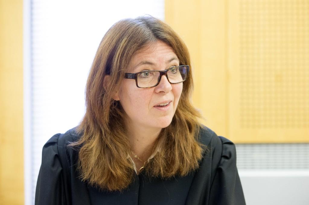 - GROV MISHANDLING: Statsadvokat Tonje Tønder har tatt ut tiltalen mot en kvinne i 40-årene som er tiltalt for mishandling av stesønnen og sine to døtre. Foto: Scanpix