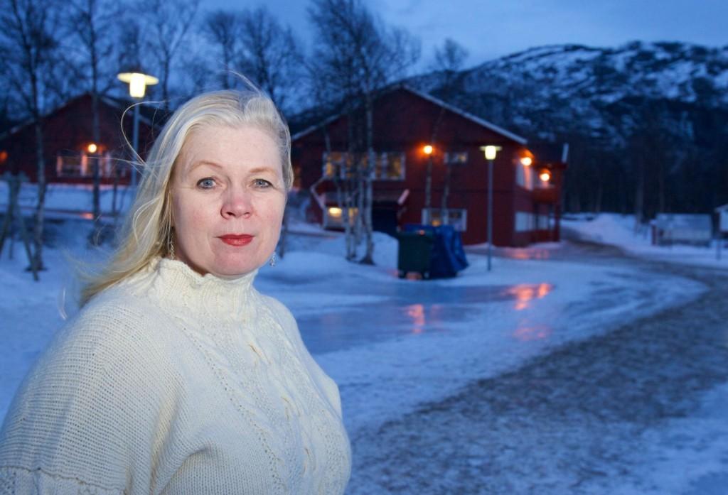 SMELL: Solveig Kjellevold ville gå på en skikkelig økonomisk smell dersom hun jobbet deltid ved Moan skole. Den uføretrygdede læreren ville miste 67.000 kroner av barnetillegget. Det er mer enn bruttolønna for deltidsjobben.