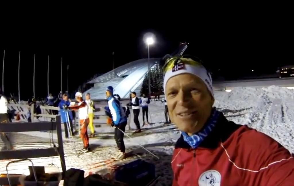OBIK: Hvordan trene seg opp til store skimål? Ola G. Bustad (46) anbefaler Oslo Bedriftsidrettskrets' skikarusell.
