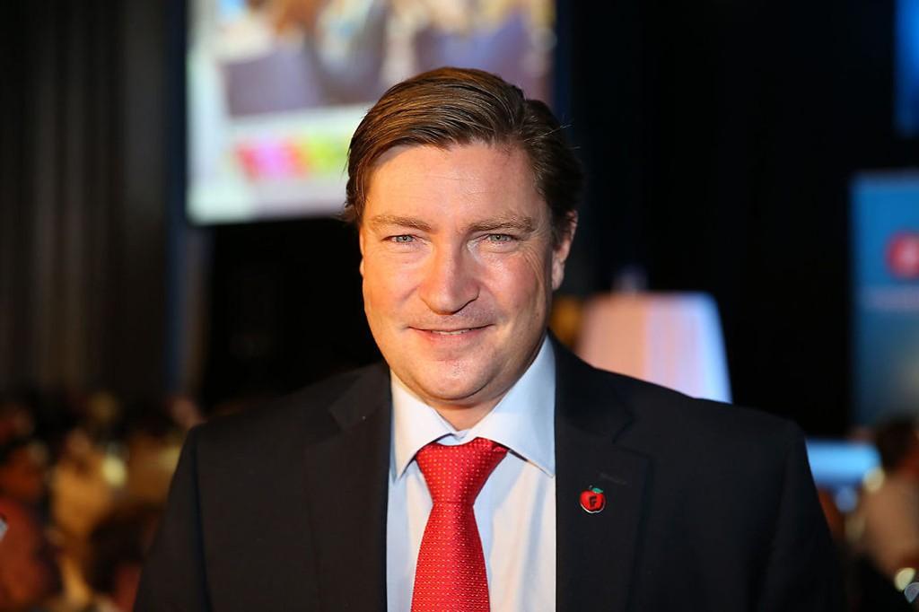Christian Tybring-Gjedde (Frp) mener ytringsfrihetsdebatten er preget av prinsippløs politisk korrekt flokkmentalitet