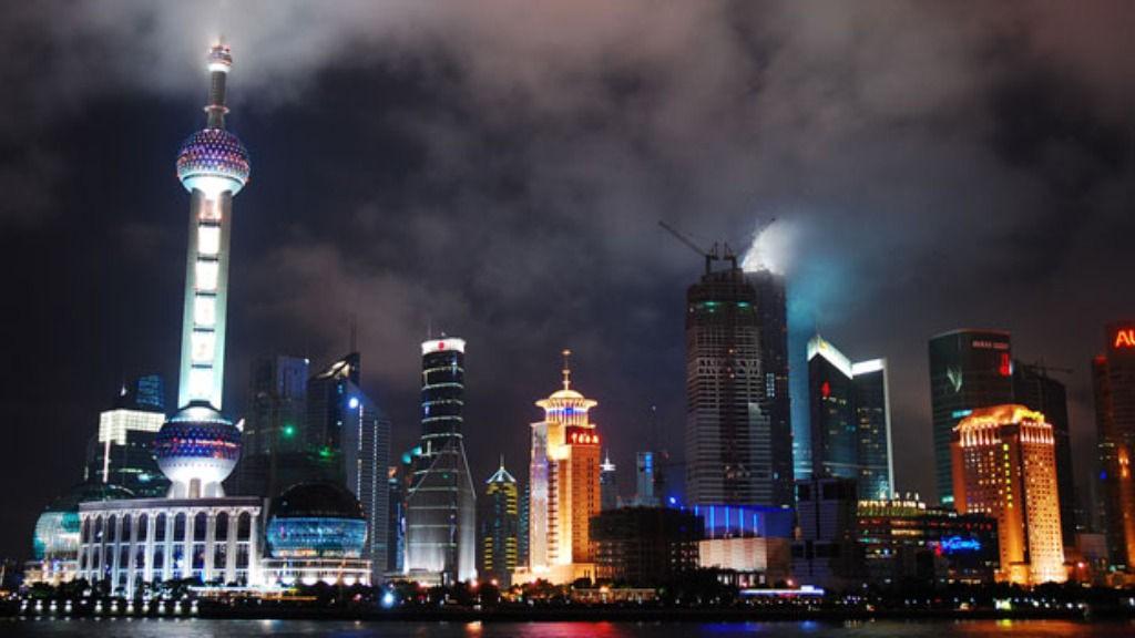 Børsen i Shanghai endte opp hele 3,52 prosent torsdag 15.01.