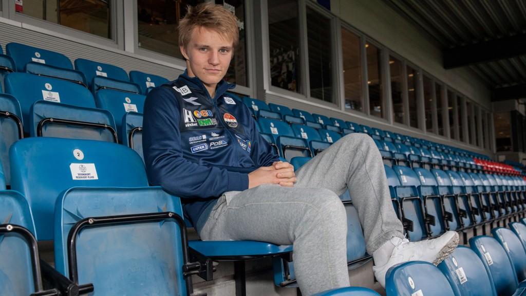 Martin Ødegaard får mye skryt av tidligere lagkamerat.