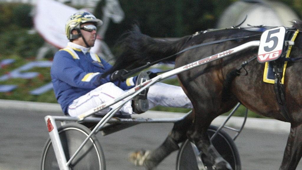 Daniel Reden dukker opp på Solvalla med en hest som vi liker svært godt.