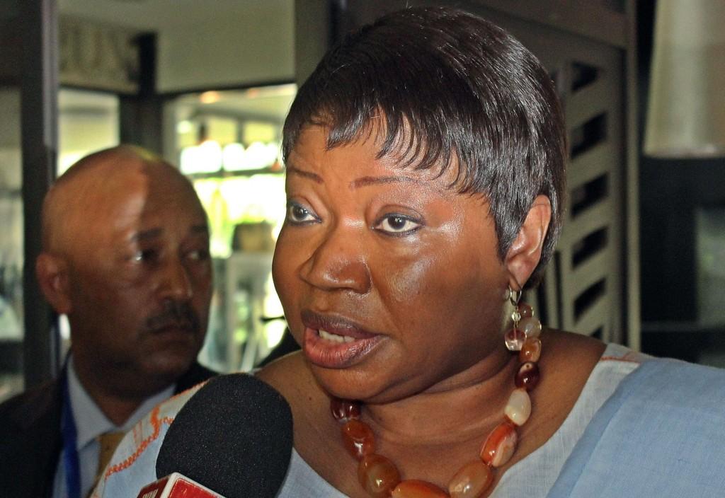 BENSOUDA: Fatou Bensouda er leder for påtalemyndigheten i ICC.