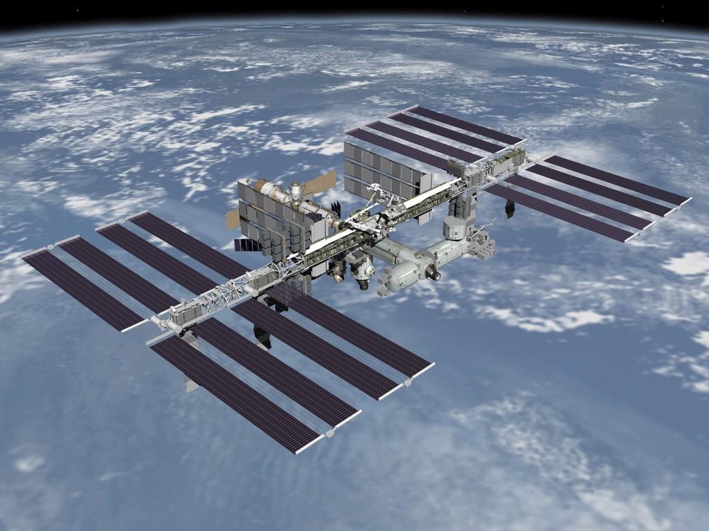 VARM: Jorda fotografert fra baksiden av Den internasjonale romstasjonen (ISS). 2014 var det varmeste året som noen gang er registrert på jordkloden, bekrefter forskere fra NOAA og NASA.