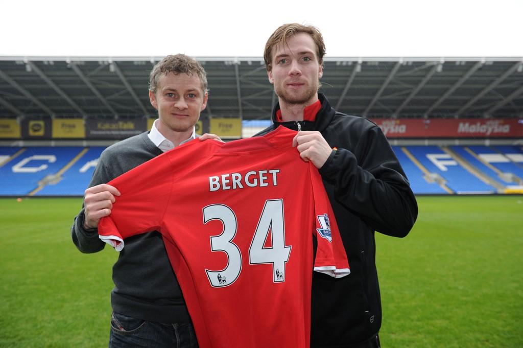 FERDIG: Jo Inge Berget er løst fra sin kontrakt med Cardiff.