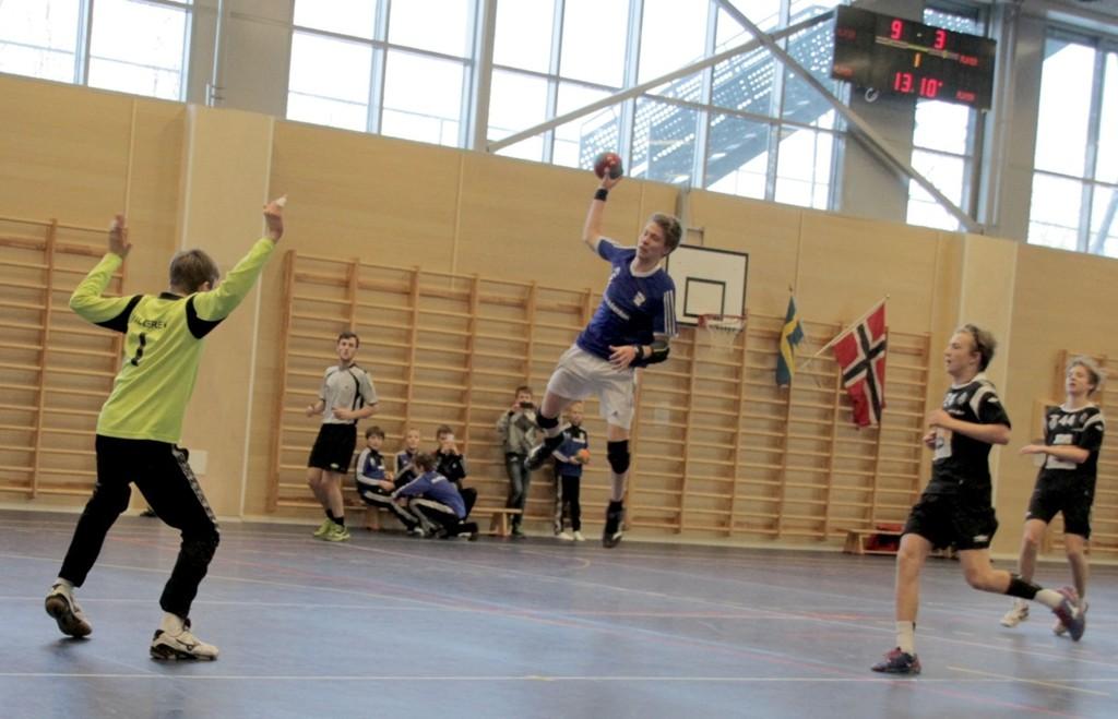 Hele 22 mål satt Kjelsås G-2000 inn i kampen mot Asker, som scoret 10 mål.