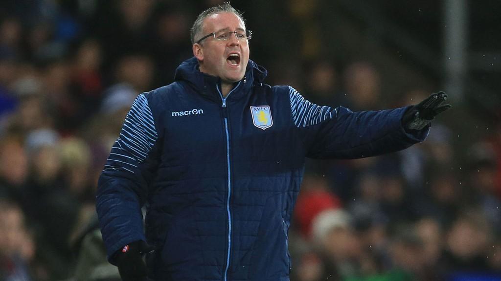 FORSTÅR FRUSTRASJONEN: Aston Villa-manager Paul Lambert forstår at fansen er frustrert, men ber dem droppe den planlagte boikotten.