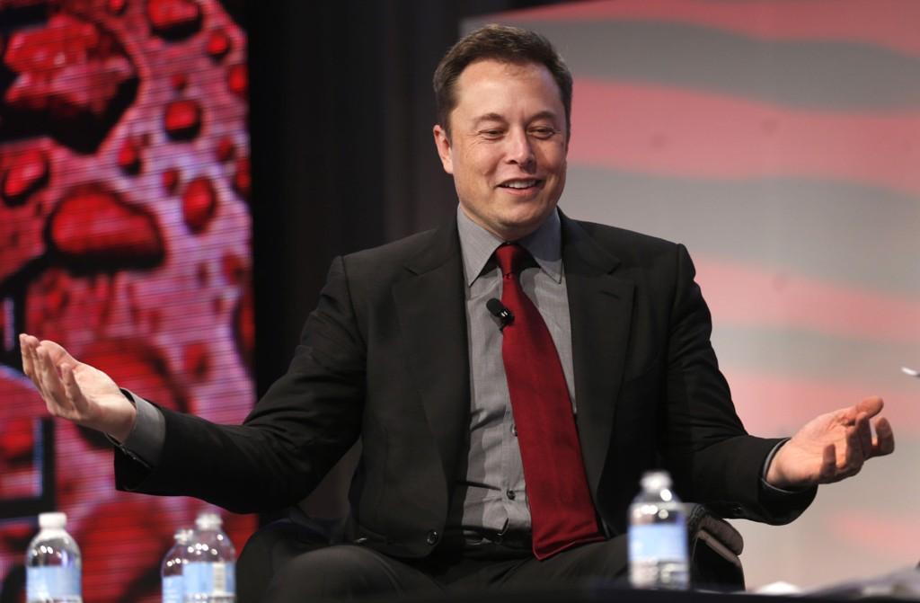 NYE PLANER: Elon Musk, grunlegger av PayPal, Tesla Motors og SpaceX, har planer om å bygge et globalt internett.