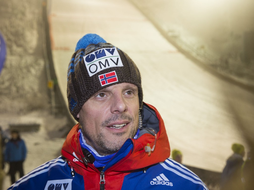 UHELDIG: Norge kunne havnet på pallen om vindforholdene hadde vært mer på norsk side i Zakkopane, mener Alexander Stöckl.