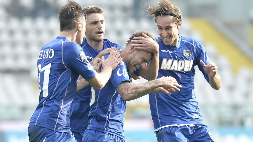 Vi tror på mer jubel for Sassuolo under søndagens kamp mot Genoa.