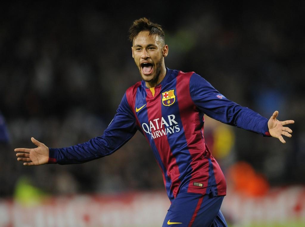 Neymar viser storform for tiden og scorer jevnt og trutt.