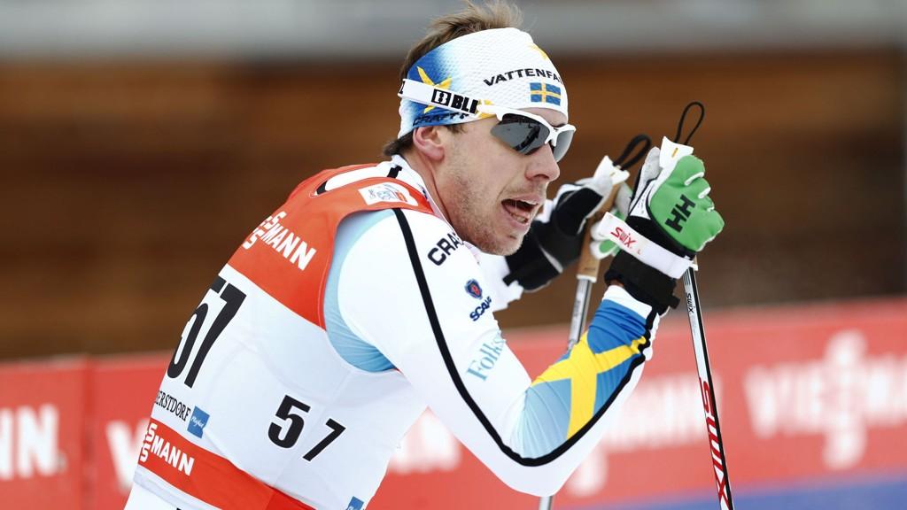 SVAK HELG: Emil Jönsson vil nok prøve å glemme sine prestasjoner i estiske Otepää.