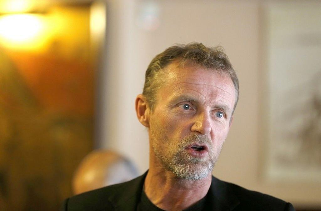 Jo Nesbø solgte godt også i 2014. Særlig i USA økte salget av hans bøker.