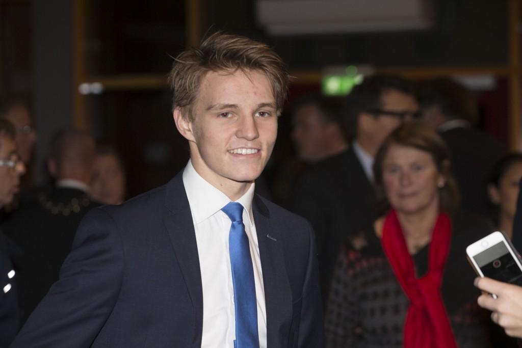 REAL NESTE: Martin Ødegaard har bestemt seg for å spille for Real Madrid.