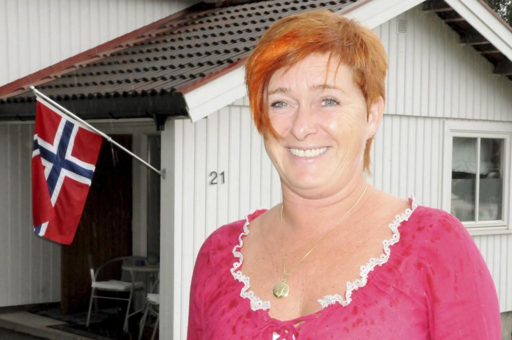Tidligere skjulte Mona Øyen tennene når hun snakket eller smilte. Det trenger hun ikke gjøre i dag.