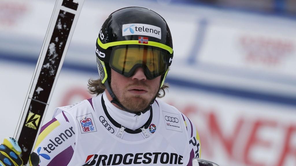 BEST: Kjetil Jansrud.