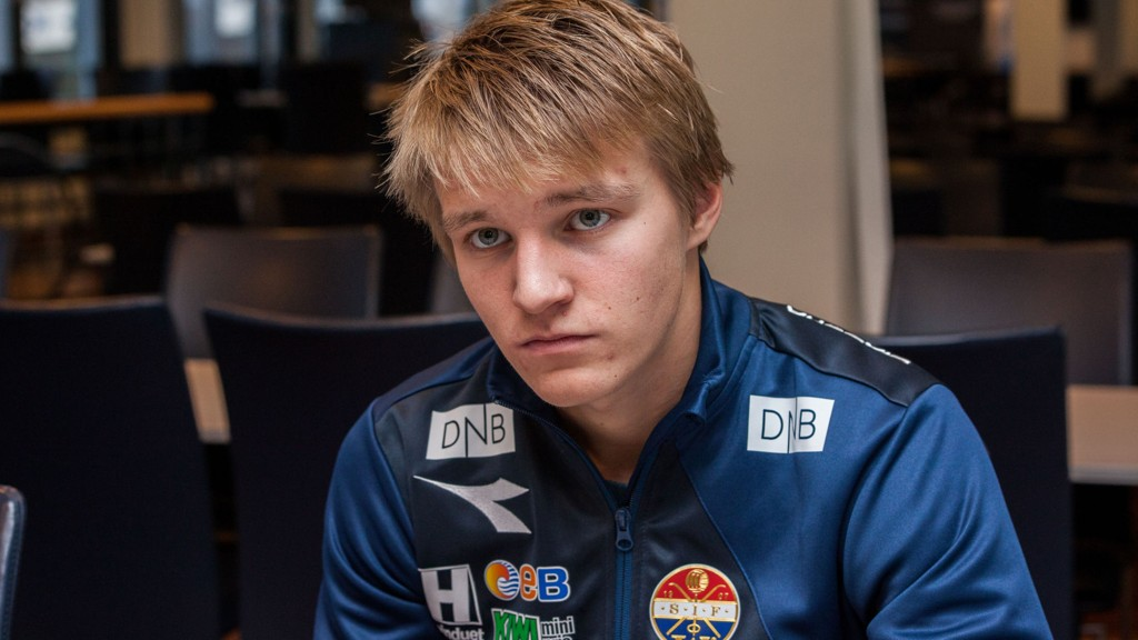 NYTT LIV: Martin Ødegaard skal snart innlede et nytt kapittel i fotballkarrieren.