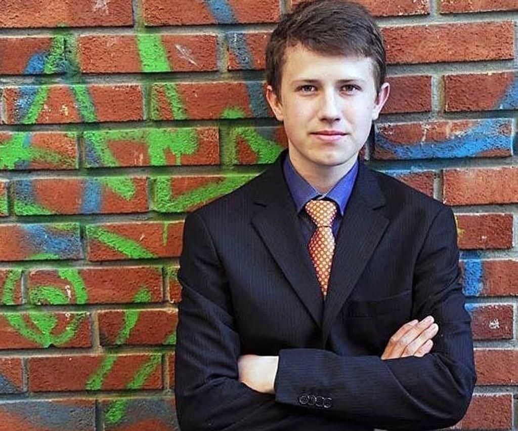 SIST SETT 12. JANUAR: 16 år gamle Kevin Skjellaug Johansen er meldt savnet fra Porsgrunn.