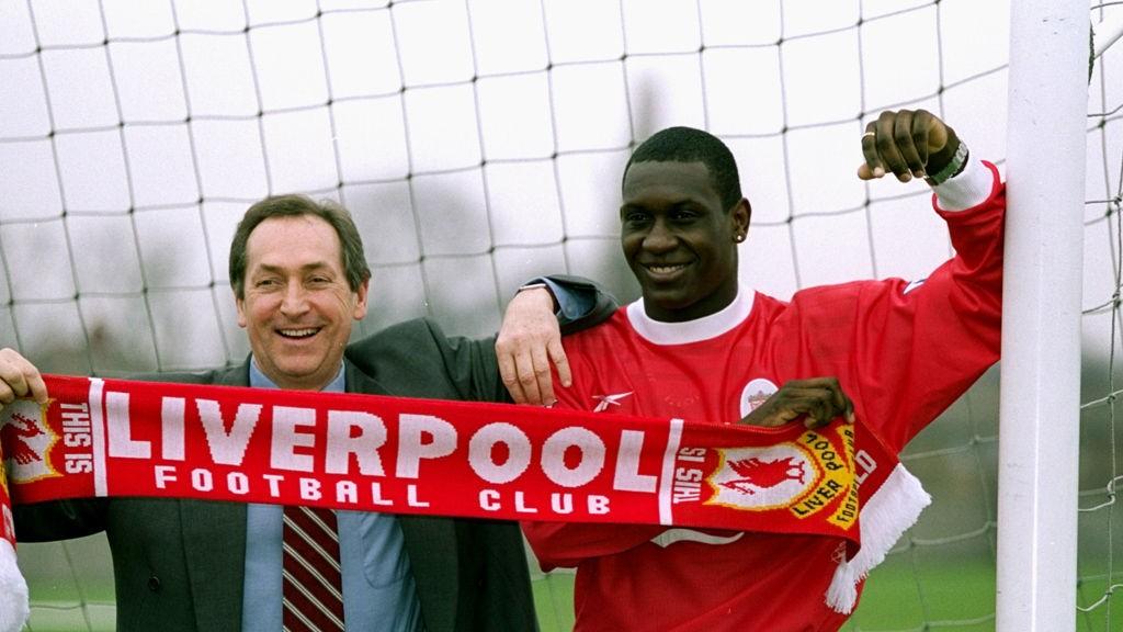 Emile Heskey (37) var en av Englands største anrepstalenter da han ble hentet til Liverpool av Gerard Houllier i 2000. I dag får han trolig spilletid for Bolton i FA-cupkampen på Anfield.