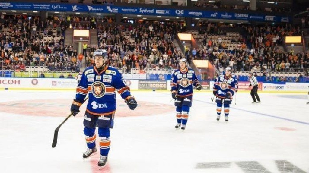 Växjö var ikke ferdig med fredagens kamp mot Brynäs før nærmere 21.30 fredag kveld. Allerede kl. 18.30 i dag er det ny match.