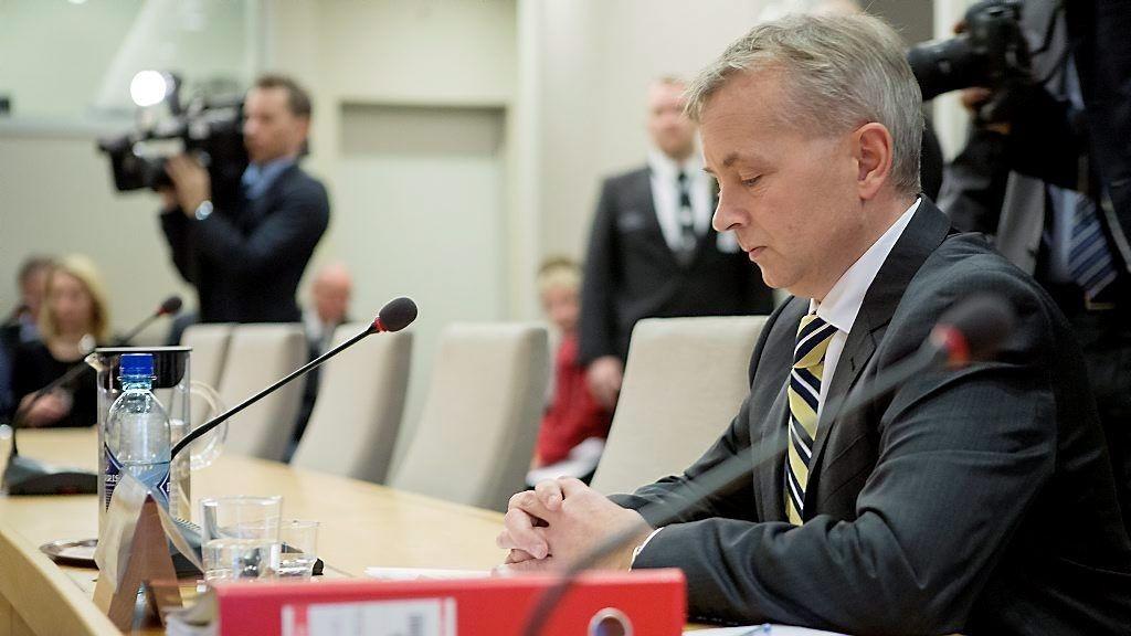 VIL STOPPE SALG: – Et helt eller delvis salg av Statskog er svært uheldig for skogdriften i Norge, sier Knut Storberget i Arbeiderpartiet.