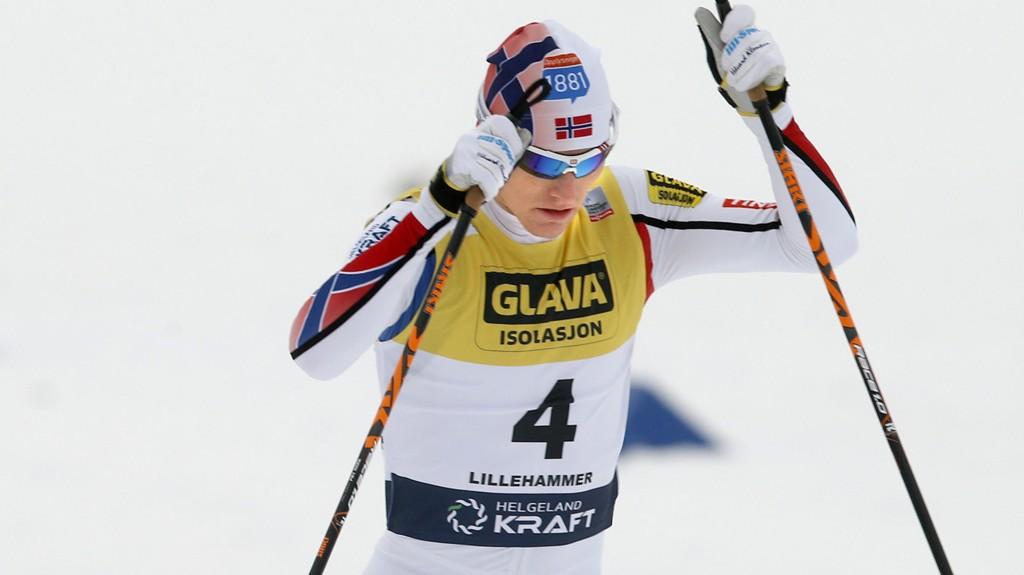 Håvard Klemetsen følte han gikk et av sine beste langrenn noensinne da han klatret fra sjette- til fjerdeplass i kombinert lørdag.
