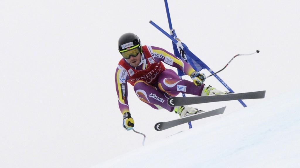 SUKSESS: Kjetil Jansrud vant i Kitzbühel.