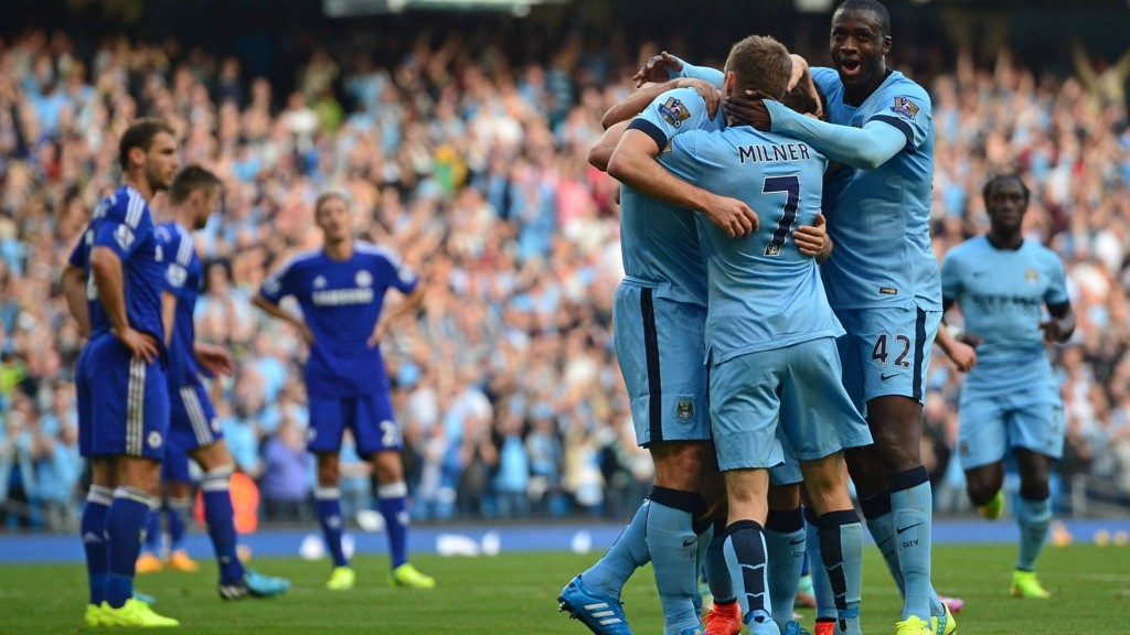 Premier League-oppgjøret mellom Chelsea og Manchester City er ukens godbit på TV-menyen.