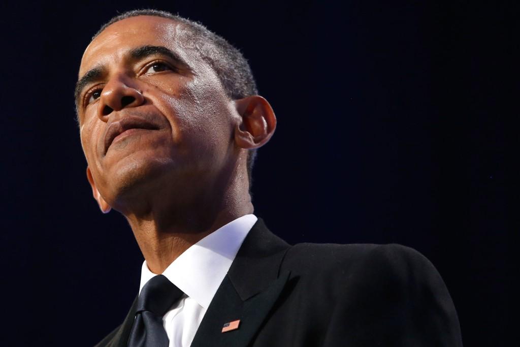 President Barack Obama skal angivelig overvåke hvor folk beveger seg.