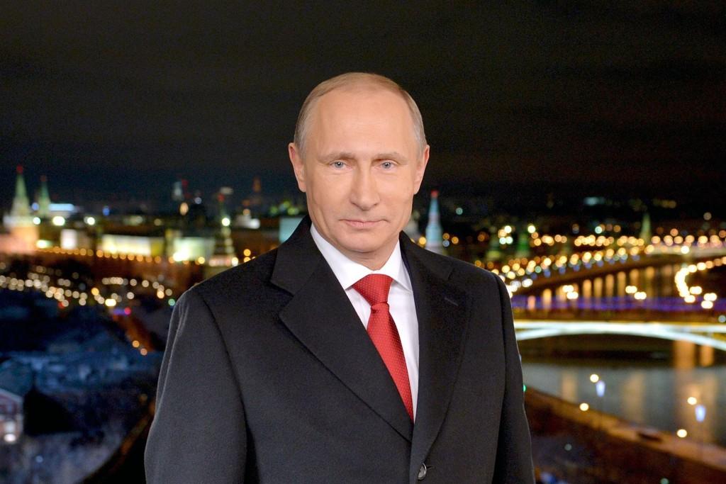 EU vurderer strengere sanksjoner mot Russland, som ledes av president Vladimir Putin.