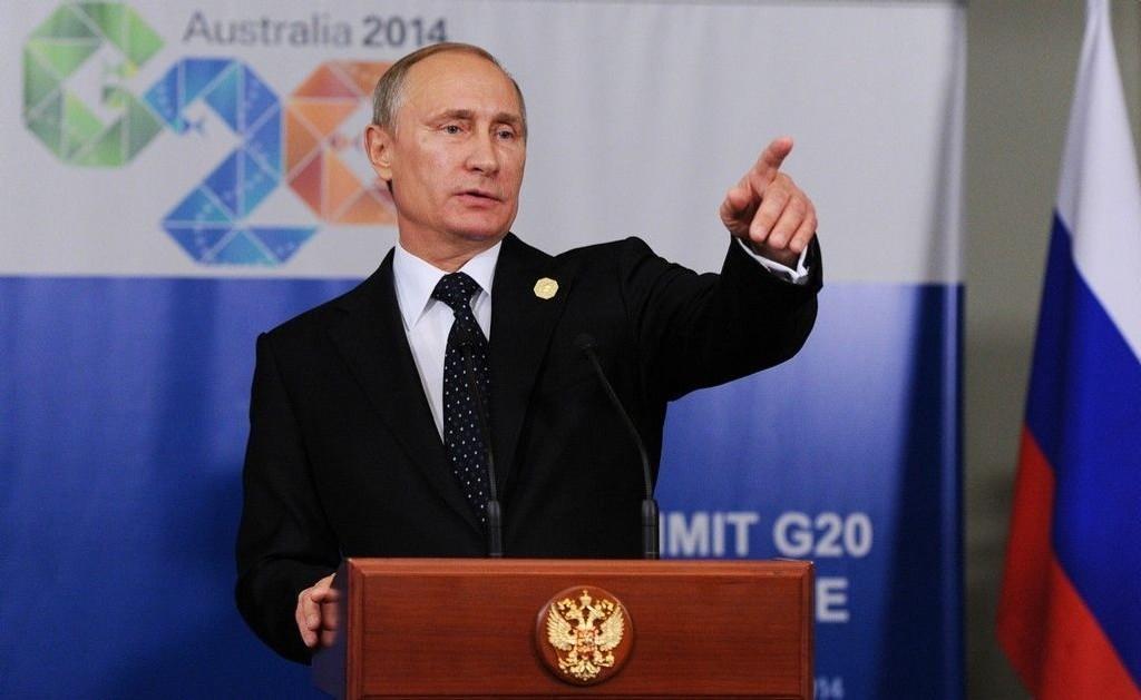 Russland president Vladimir Putins talerør ber markedet gi blanke i Standard & Poors.